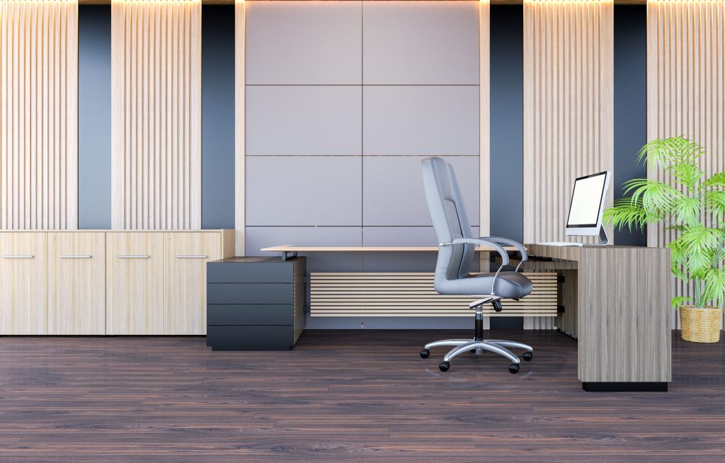 5 Key Qualities of A Commercial Office Workstation 1
