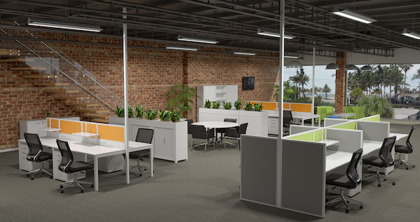 readymade or built to order custom made office workstations